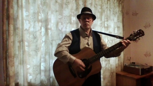 solo guitar play singer - Acoustic Guitarist / Vocalist