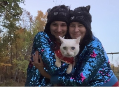 The Royal Magical PRINCE SNOWFLAKE, with his 2 Armenian Mommies!! - Other Artistic Entertainer