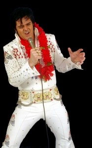 Paul Thorpe - Elvis Impersonator