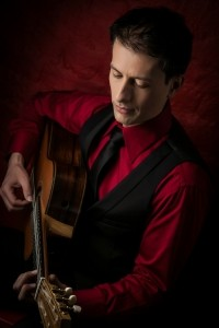 Andreas Moutsioulis - Classical / Spanish Guitarist