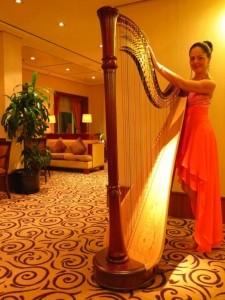 Lara Szabo - Harpist