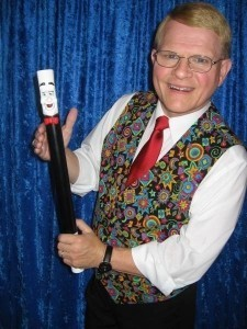 Mark Wade - Ventriloquist