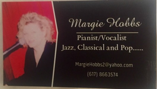 Margie Hobbs - Pianist / Singer