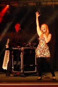 Kelly Griffiths - Female Singer