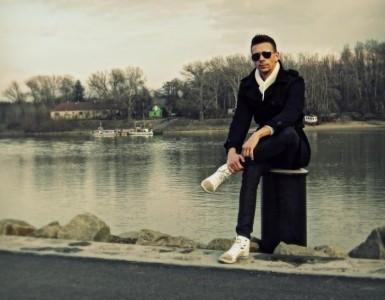 Gabor Cseri - Male Dancer