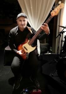 Ruslan Huseynov - Bass Guitarist