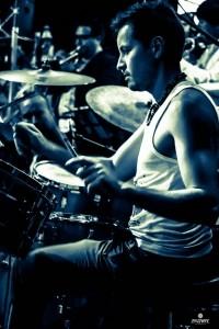 Pablo Vargas - Drummer