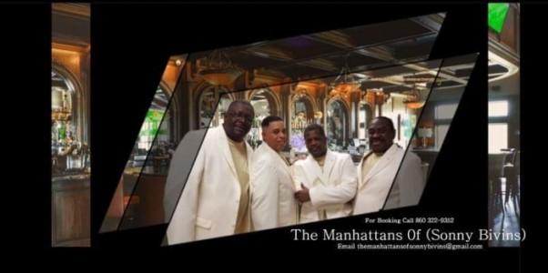 The Manhattans (Of SonnyBivins) - Soul / Motown Band