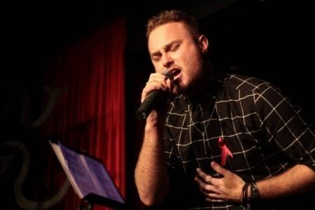 Aaron Alexander - Male Singer
