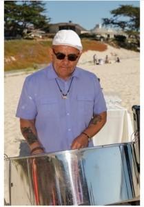 Timo gutierrez  steel drum / vocalist  - Other Instrumentalist