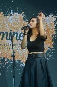 Joanna Marie Baligad - Female Singer
