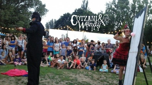 Cotzani&Wendy - Other Artistic Entertainer