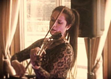 Rachel Somerset - Electric/Classical Violinist image
