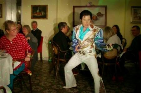 J.R. as ELVIS #20 MILLION Views on YOUTUBE# - Elvis Impersonator