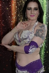 Victoria - Belly Dancer