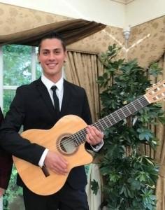 Dian Stefanov - Classical / Spanish Guitarist