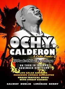 Ochy Calderon - Cover Band