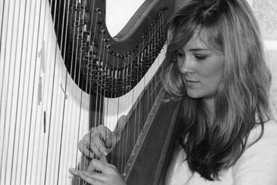 Jessica King-Holford - Harpist