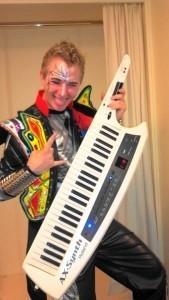 Rory Bolton - Pianist / Keyboardist