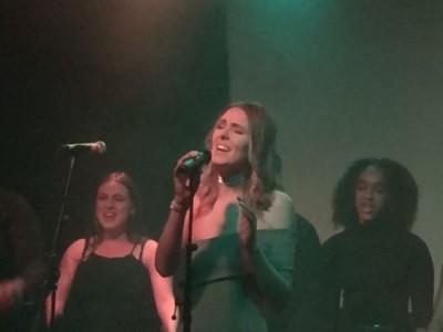 Claire Rapson - Female Singer