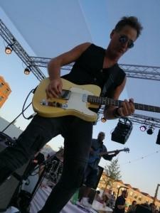 Claude Membrard - Electric Guitarist