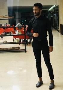 Giorge Izquierdo Martinez - Male Dancer