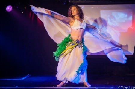 Sirona Thorneycroft - Belly Dancer