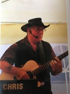 Chris moore - Guitar Singer