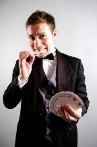 Juggler & Magician - Juggler