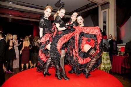Cabaret Rouge - Dance Act