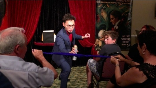 Jeremy Mikaelson - Cabaret Magician