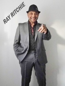 RAY RITCHIE - Male Singer