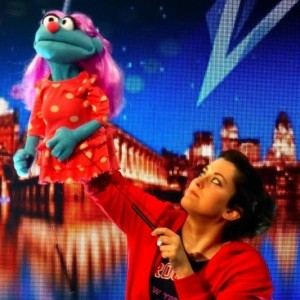 Puppeteer (Patsy May) - Other Comedy Act