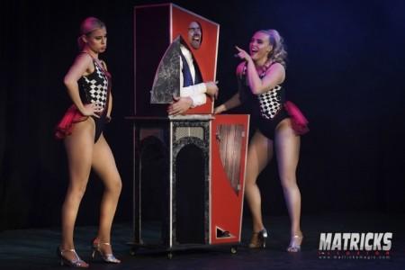 Matricks  - Stage Illusionist