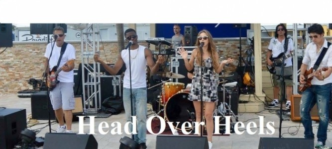 Head Over Heels Band - Wedding Band