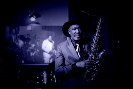 DJ Blues Sax AKA Big Walker image