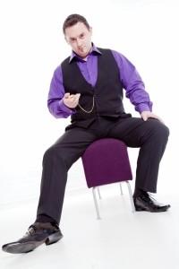 Grant Saunders Hypnotist image