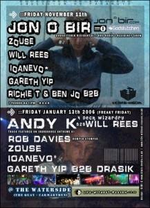 Andy Kelly - Nightclub DJ