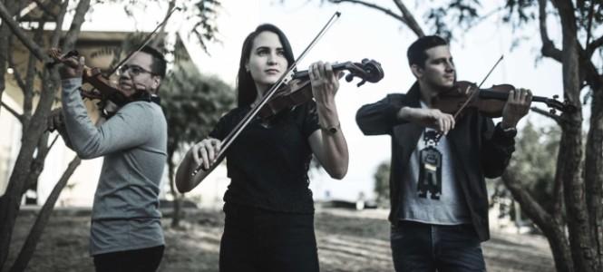 Daniel Carrillo - String Trio
