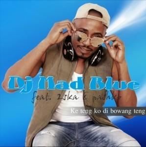 DJ Mad Blue SA - Nightclub DJ
