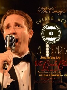 Golden Age All Stars - Swing Band