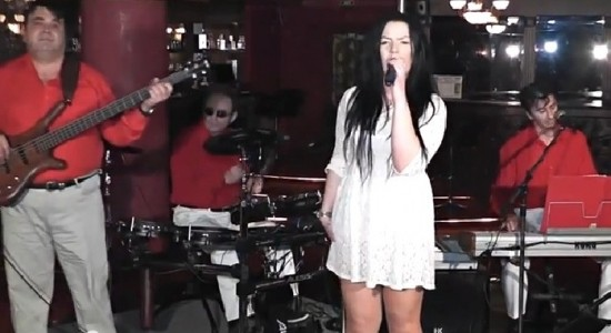Gigi Salomia - Cover Band