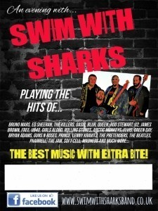 Swim With Sharks - Cover Band