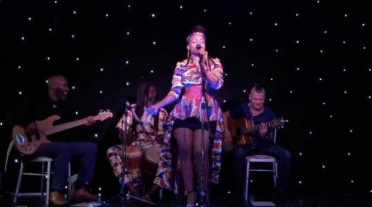 Lorraine Lionheart  - Female Singer
