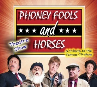 Phoney Fools and Horses - Comedy Impressionist