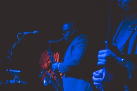 LaQuin Lay - Saxophonist