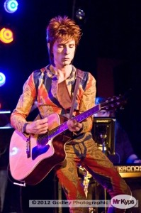 Laurence - `The Bowie Experience` - Other Tribute Band