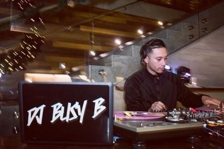 DJ BUSY B - Nightclub DJ