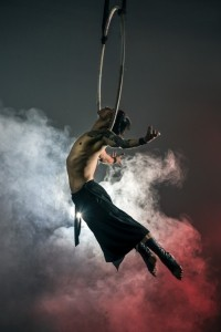 Jordan - Aerialist / Acrobat