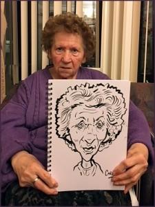 Caricature with Attitude image